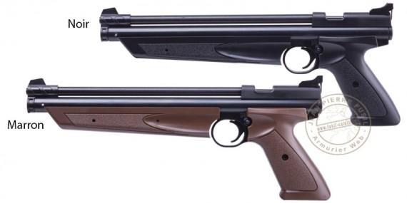 Pistolet à plomb puissant 4,5 mm CROSMAN 1377C American Classic (8 joules)