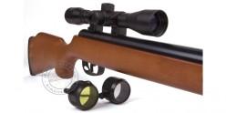 Pack carabine à plomb CROSMAN Optimus 4.5 mm (19,9 joules)