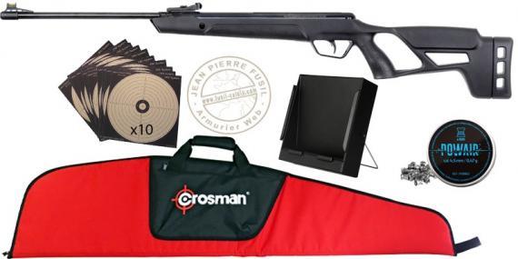 CROSMAN Vital Shot Air Rifle kit (19.9 joules) - .177 rifle bore - SUMMER 2021 OFFER