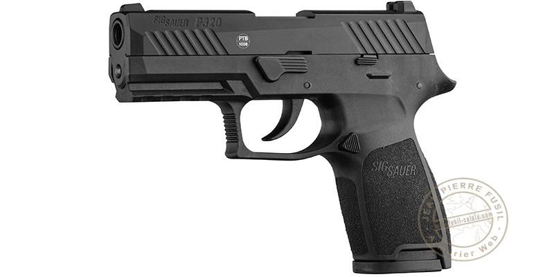 Sig Sauer P320 blank firing pistol - 9mm PAK