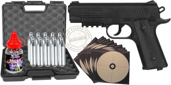 REMINGTON 1911 BB CO2 pistol pack - .177 bore - SUMMER 2021 PROMO