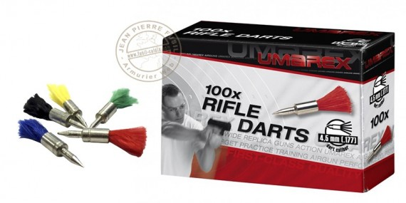 Spike darts for air rifle - .177 / 100
