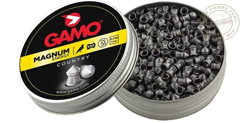 GAMO Magnum Energy pellets - .177 - 2 x 500