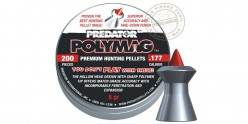 PREDATOR Polymag pellets - .177 - x200