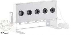 B.O Manufacture - Cible mobile type Biathlon pour 4,5 mm