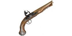 Inert replica of 'Général Washington' pistol XVIIIe century