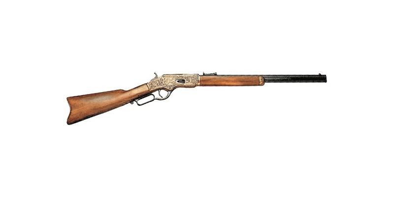 Inert replica of Winchester 1873