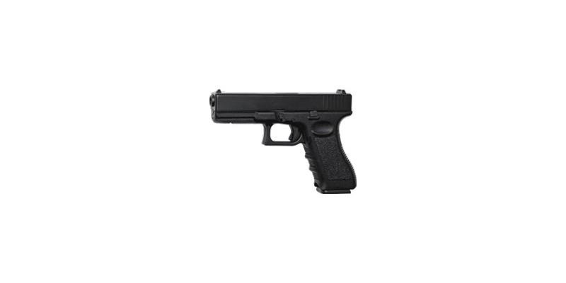 Pistolet Soft Air à gaz - ASG G17