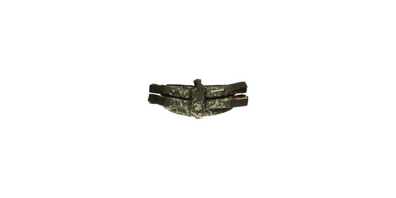 Paintball - Spyder harness 4+1 - Camo