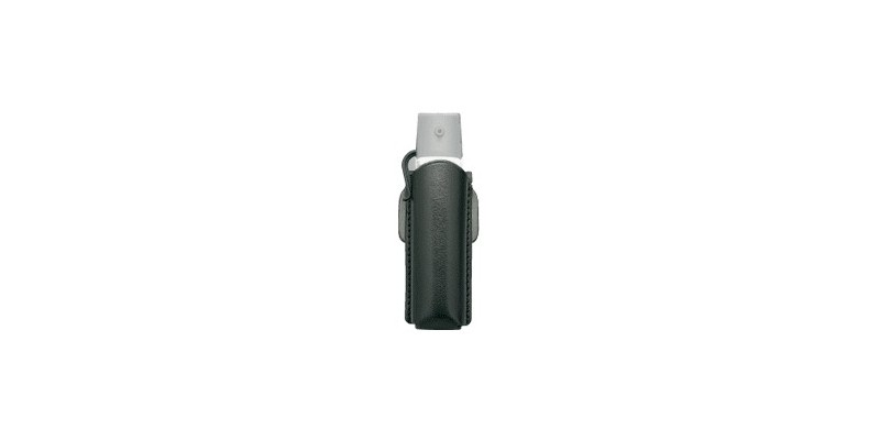 Leather Spray holder- Open- Diam 35mm