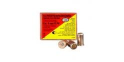 Cartouches 9 mm Revolver à gaz poivre 10 cart.