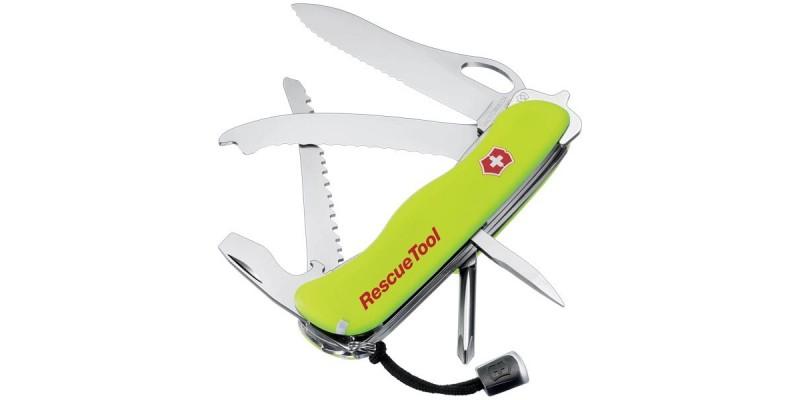 VICTORINOX knife - Rescue 9p