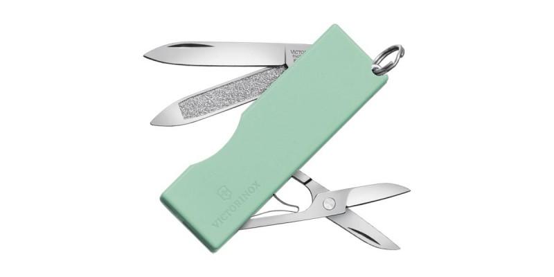 VICTORINOX knife - Tomo 3p - Green Mint