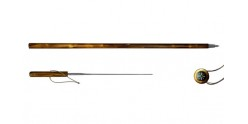 FAYET Sword-walking stick - Chesnut