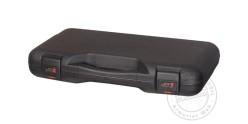 Mallette MEGALINE pour 2 armes de poing - Fermeture à combinaison