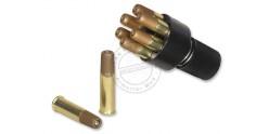 ASG - Speedloader pour revolver CO2 + 6 douilles