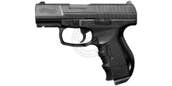 Pistolet 4,5 mm CO2 WALTHER CP99 Compact - Noir (2,75 joules)