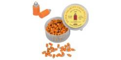Balles métal ogivales (oranges) 4,5mm 200