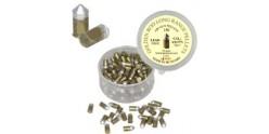 Conical metal pellets (golden) - .177 - x150