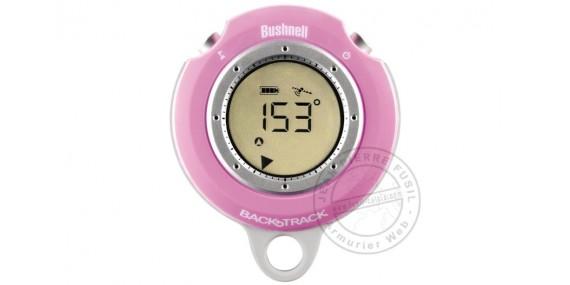 Boussole GBUSHNELL Backtrack GPS Compass - PinkPS BUSHNELL Backtrack - Rose