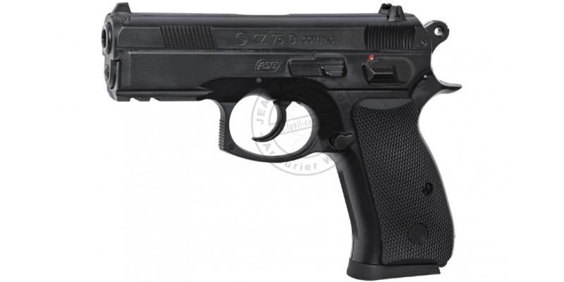 Pistolet Soft Air CO2 - ASG CZ 75D Compact