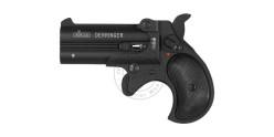 Revolver d'alarme UMAREX ROHM RG Derringer noir Cal. 9mm