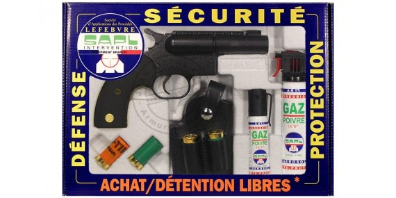 Security kit GC27 Gomm-cogne - Cal. 12/50