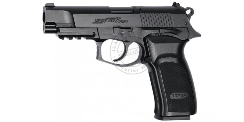 Pistolet 4,5 mm CO2 ASG BERSA Thunder 9 Pro (2,6 joules)