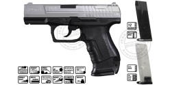 Pistolet Soft Air WALTHER P99 - Bicolore