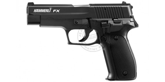 Airsoft pistol HAMMERLI FX - Black