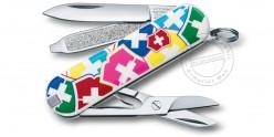 VICTORINOX knife - VX Colors - Classic 5p