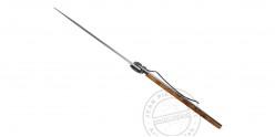DEEJO WOOD knife - 37g - Juniper wood