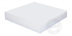 30x30 cm foam target for blowguns