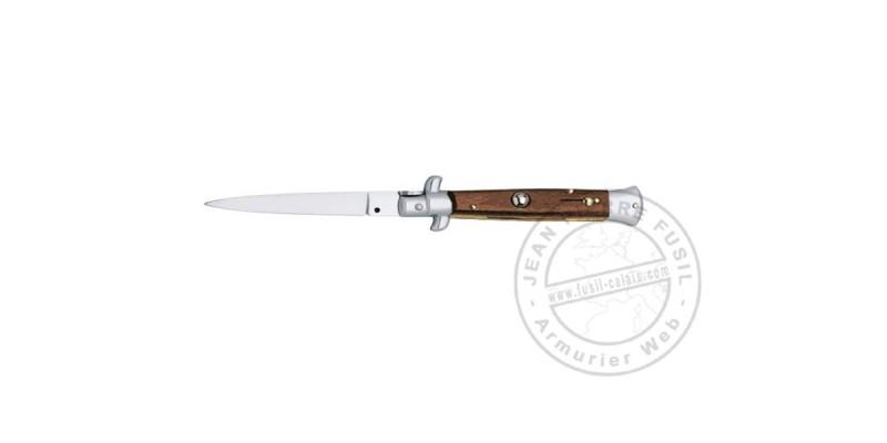 Couteau automatique - Palissandre - lame 10 cm
