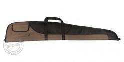 Fourreau arme à lunette - Noir et marron - 132 cm