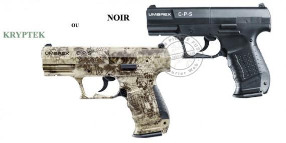 UMAREX CP Sport CO2 pistol - .177 bore (3 joules)
