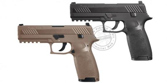 SIG SAUER ASP P320 CO2 pistol .177 bore - Blowback (2.8 Joule)