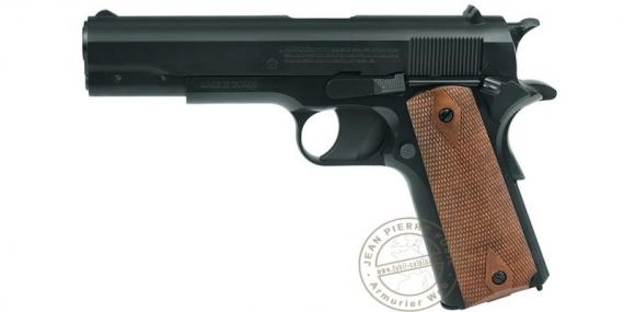 Pistolet à plomb CO2 4.5 mm CROSMAN GI Model 1911 BBs (3,2 joules)