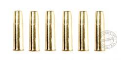 ASG - Lot de 6 douilles pour revolver Schofield 4.5mm BB