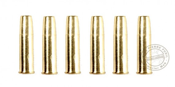 ASG - 6 cartridge pack for Schofield revolver .177 Pellets