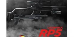 Pistolet carabine CO2 UMAREX RP5 - 4,5 ou 5,5 mm (7,5 à 11 Joules)