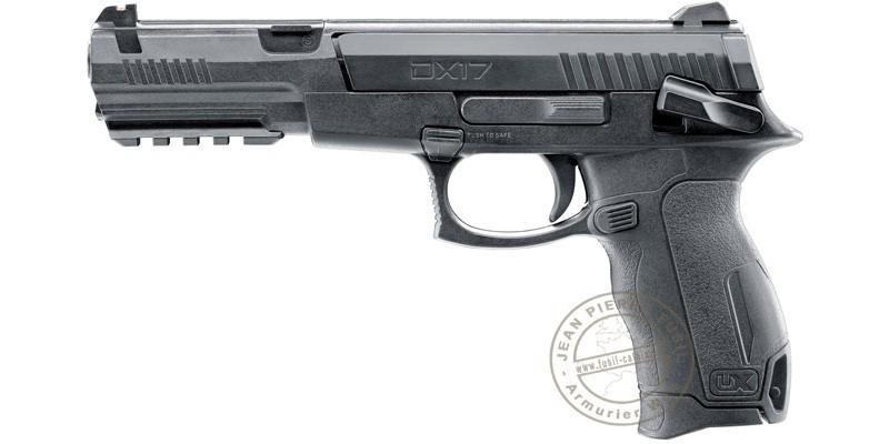 Umarex DX-17 pellets or BBs air pistol - .177 bore (Under 2 Joule)