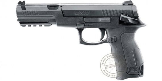 Pistolet à plomb pas cher Umarex DX-17 - Cal. 4,5 mm (inf. à 2 joules)