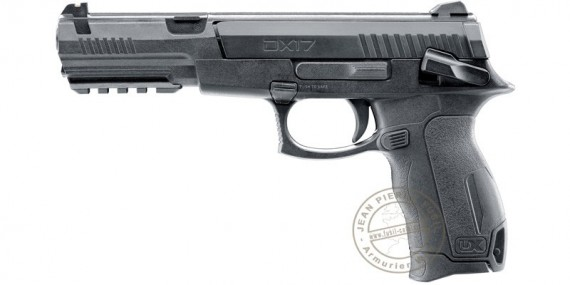Umarex DX-17 air pistol - .177 bore (Under 2 Joule)