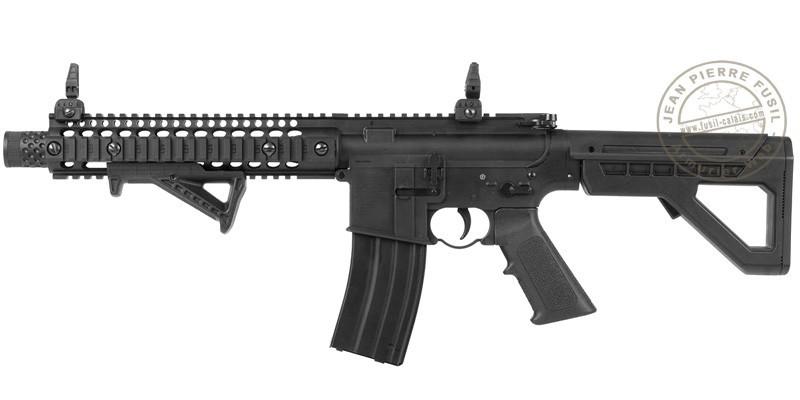 Fusil d'assault à plomb CO2 Full auto CROSMAN DPMS SBR - Cal 4,5 mm (3 Joules)