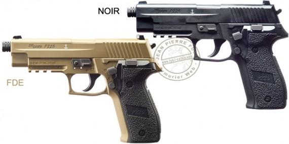 Sig Sauer P226 Blowback CO2 pistol - .177 bore (3 Joule max)