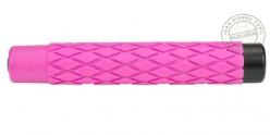 Telescopic club - hardened steel (16'') - Pink