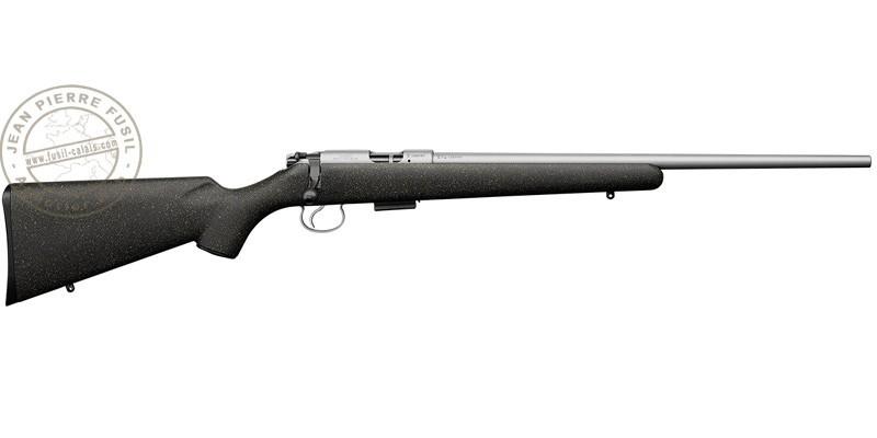 Carabine 22lr - CZ 455 Inox - Crosse Soft Touch