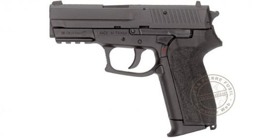 KWC Mod. 2022 CO2 pistol .177 BB bore - Metal slide (2,5 Joule)