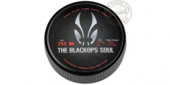 Plombs The Black Ops Soul pointus - calibre 5,5 mm - 2 x 250